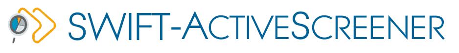 Swift Active Screener Logo