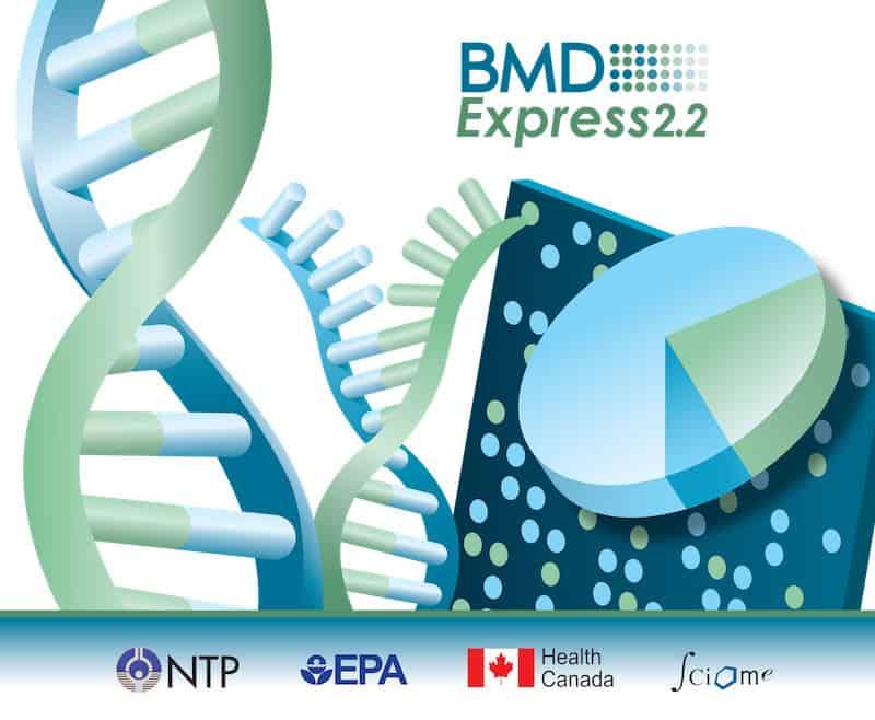 BMDExpress 2.2 Logo