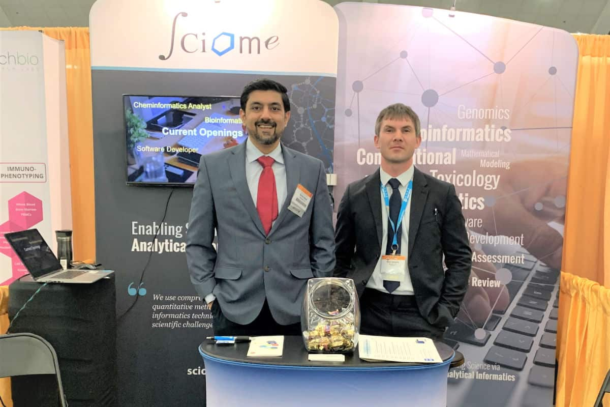 Sciome Presents at the Society of Toxicology 58th Annual Meeting & ToxExpo